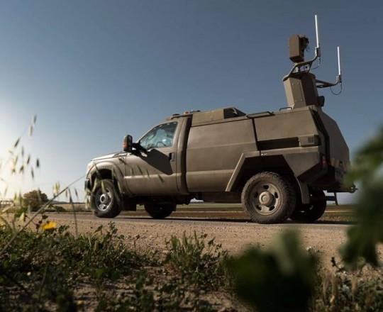 المركبات الي قرر نشرها جيش الاحتلال