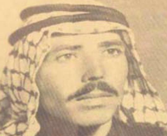 الشهيد أبو منصور (أرشيف الهدف)