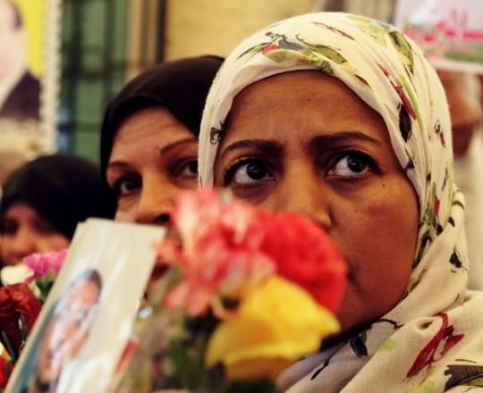 أمٌ فلسطينيّة