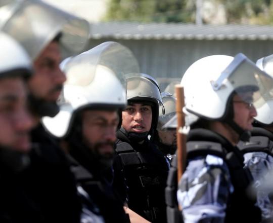 أرشيفية - الشرطة في غزة