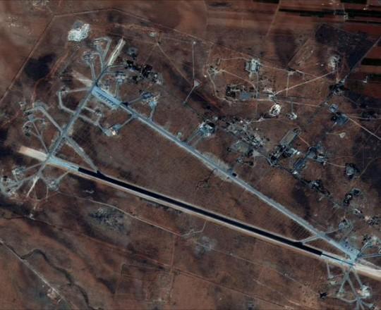 مطار الشعيرات العسكري