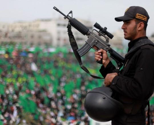 أرشيف: من مسيرات حركة حماس بغزة