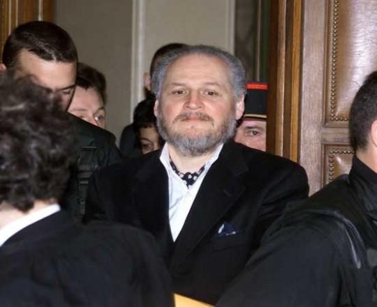 كارلوس خلال محاكمته