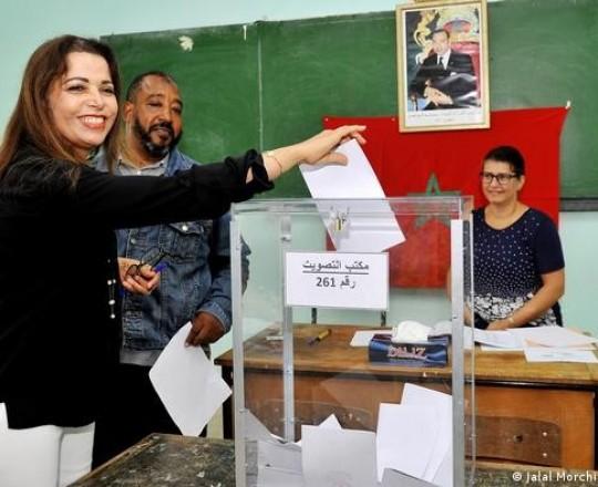 انتخابات في المغرب