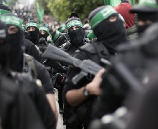 المقاومة الفلسطينية في غزة - أرشيف