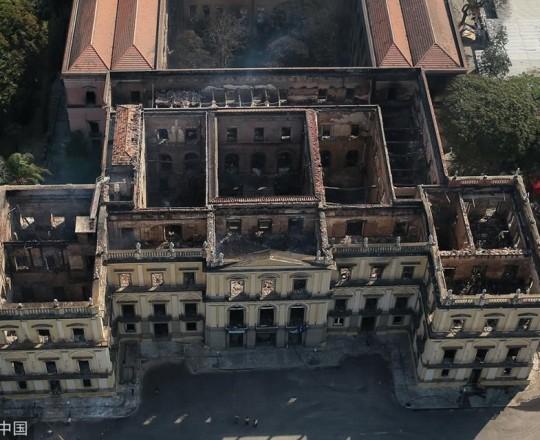 من المرجح حتى الآن تدمير محتويات المتحف بالكامل، والذي يضم أكثر من 20 مليون قطعة أثرية