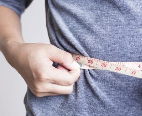 قياس محيط الخصر يجب أن يكون أقلّ من نصف طولك