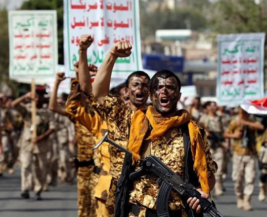 """مُقاتلو حركة """"أنصار الله"""" في اليمن- وكالات"""
