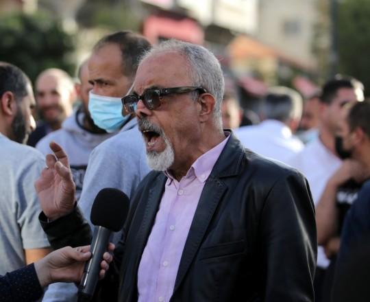 القيادي في الجبهة الشعبية ناصر أبو خضير