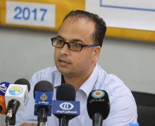 الصحفي صالح المصري