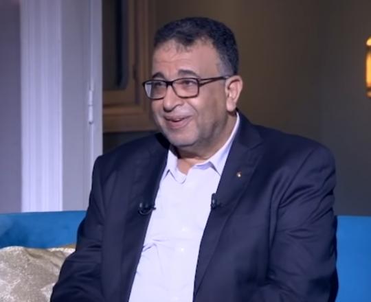 مروان عبد العال بيت القصيد.