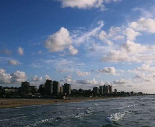 صورة من بحر قطاع غزة (أرشيف)