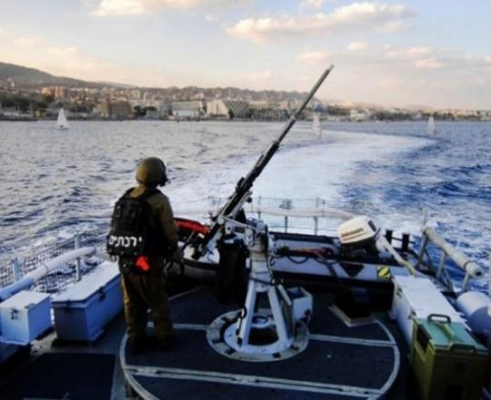 استهداف الصيادين في بحر غزة