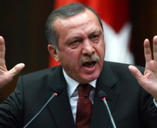 الرئيس التّركي رجب طيّب أردوغان