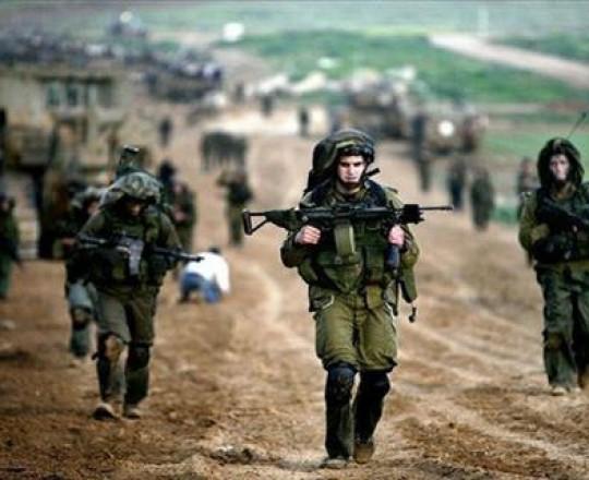 أرشيف: جيش الاحتلال