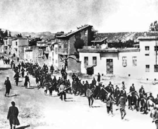 أرشيف: مذابح الأرمن