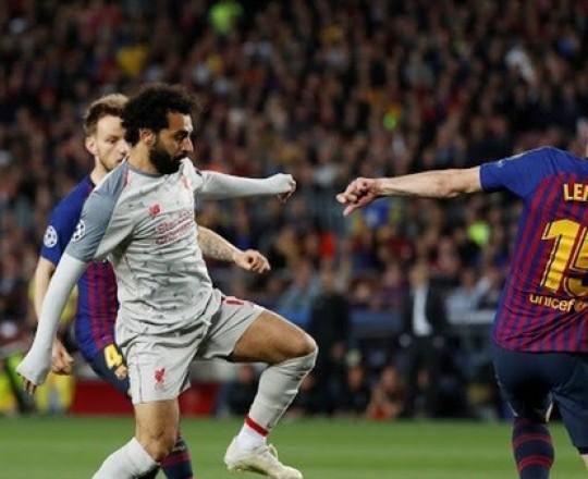 نصف نهائي أبطال أوروبا.. (3) أهداف لصالح برشلونة