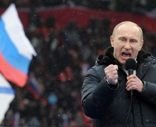 الرئيس الروسي فلاديمير بوتن
