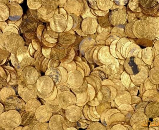 2000 من العملات الذهبية تعود لحكم الخلافة الفاطميّة