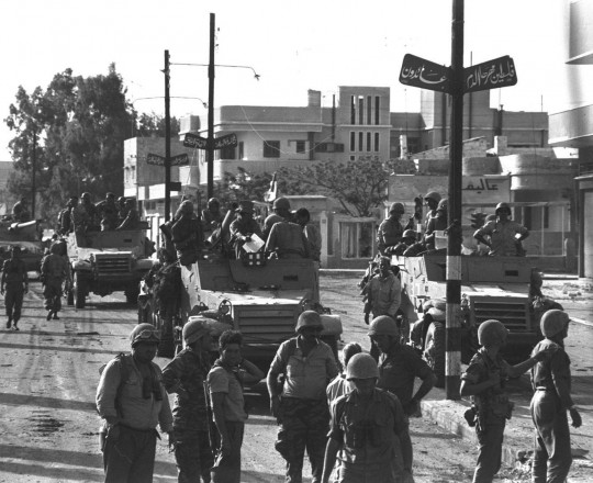 صور أرشيفية من حرب 1948