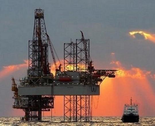 محطة استخراج الغاز الطبيعي من بحر غزّة