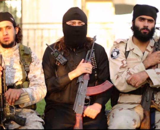 داعش تهدد حماس