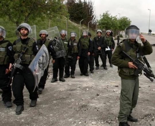 جيش الاحتلال- ارشيف
