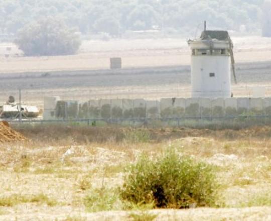 أبراج الاحتلال العسكرية