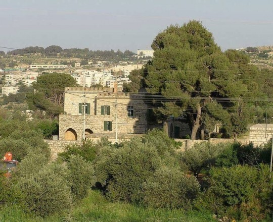 قرية شرفات - القدس