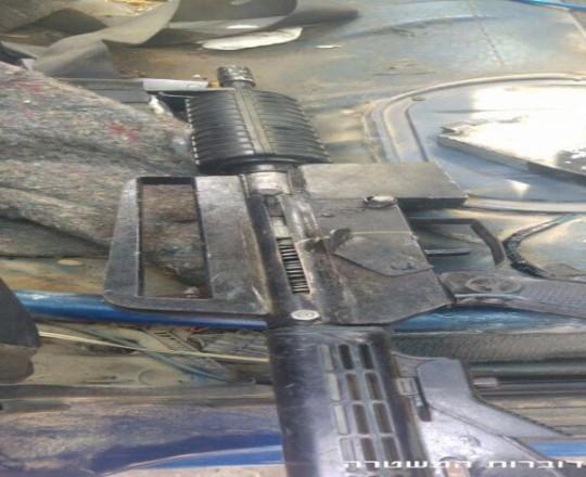 السلاح الذي زعم الاحتلال العثور عليه معه الشبان