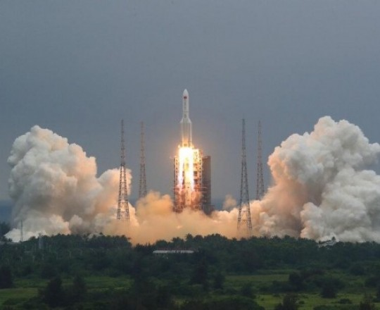 مركبة الإطلاق للصاروخ الفضائي الصيني