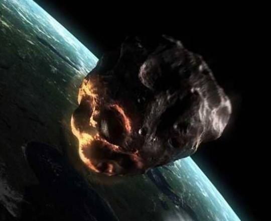 الكويكب قد يضرب الأرض القرن المقبل وفقا للعلماء في ناسا