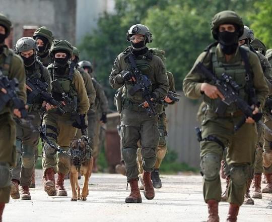 تعبيرية - جنود الاحتلال