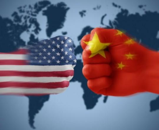 حرب تجارية بين الصين وأميركا