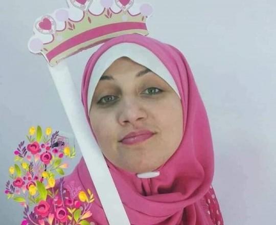 الفنانة الراحلة آية عبد الرحمن
