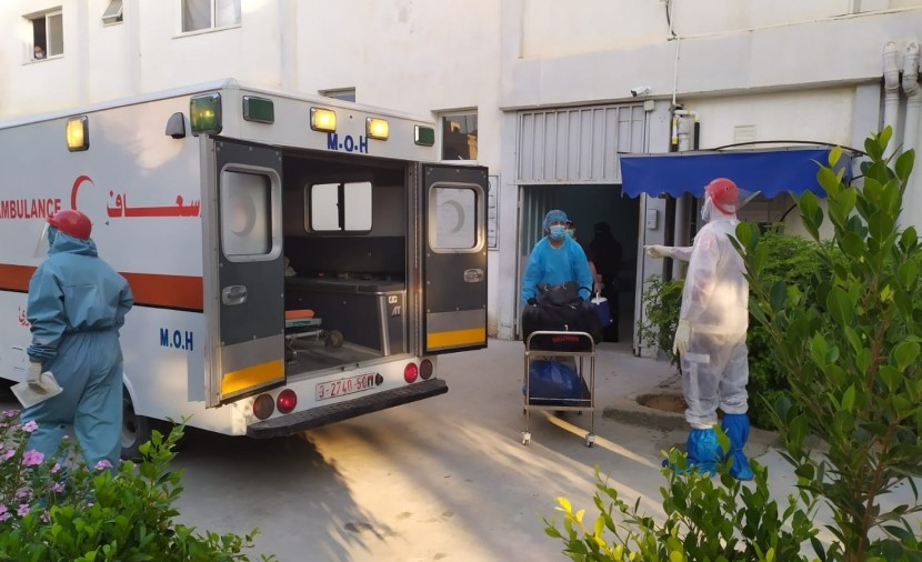 الكيلة: 11 وفاة و586 إصابة جديدة بفيروس كورونا في الضفة وغزة