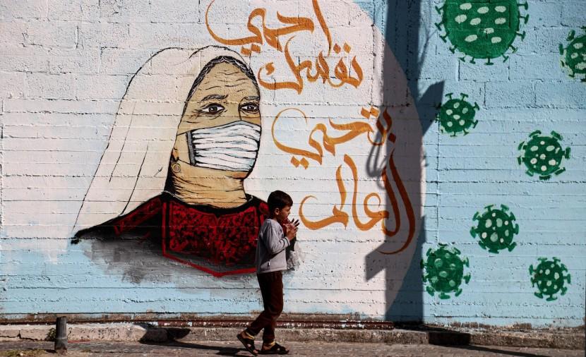"""الصحة برام الله: 16 وفاة و714 إصابة جديدة بفيروس """"كورونا"""" بالضفة وغزة"""