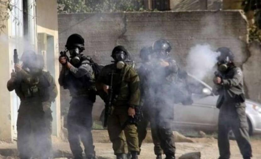 إصابة شاب برصاص الاحتلال في بلدة بيتا جنوب نابلس