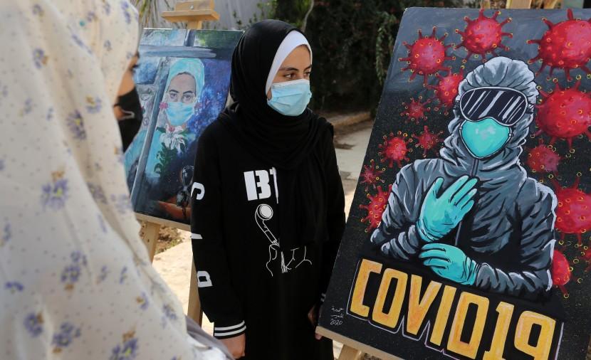 الصحة: وفاتان و111 إصابة جديدة بفيروس كورونا بالضفة وغزة