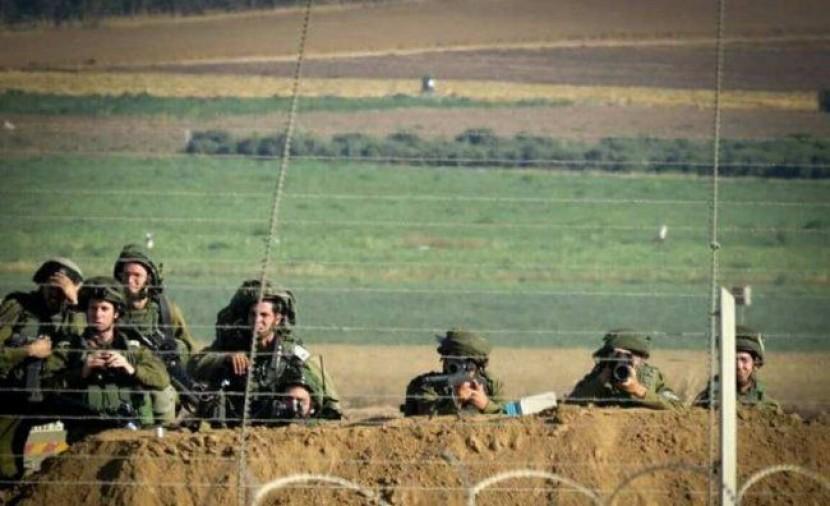 إصابة مزارع برصاص جيش الاحتلال شرق غزة
