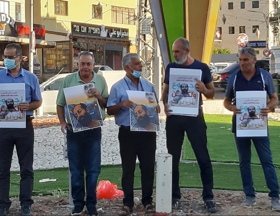 لشعبية تنظم فعالية جماهيرية شمال غزة احياء لذكرى عملية 17 أكتوبر البطولية (15).jpg