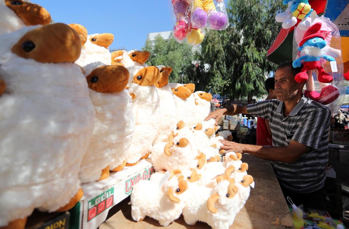 أجواء عيد الأضحى في قطاع غزة  (7).jpg