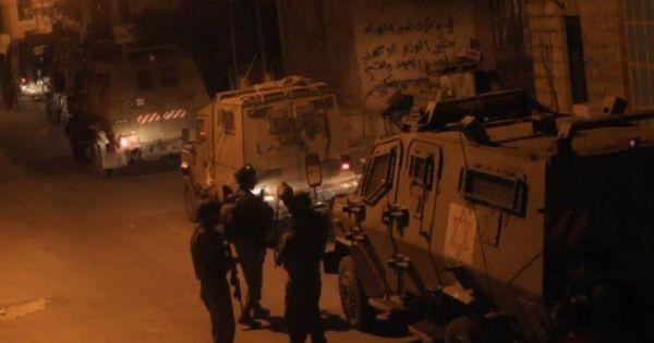 قوات الاحتلال تقتحم عزون شرق قلقيلية